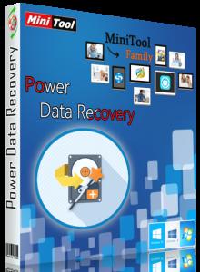 MiniTool Power Data Recovery 9 Crack & Key Latest Version 2021