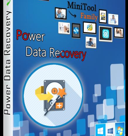 MiniTool Power Data Recovery 9.1 Serial Key Latest Crack Version