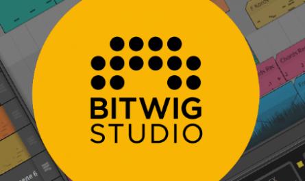Bitwig Studio 3.2.7 Crack Torrent with License Key 2020 Free