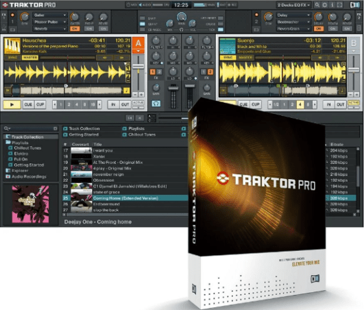 Traktor Pro 3.3 Software Crack Plus Torrent 2020 Download