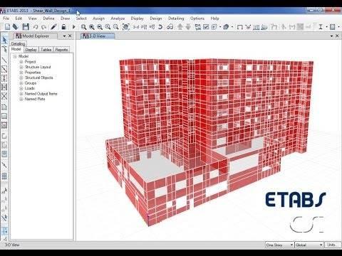 Etabs 18.1.1 Crack Full Version Patch + Keygen 2021 Free Download