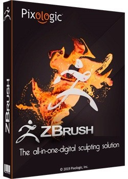 Pixologic ZBrush 4R9 2020.1.4 Crack with Activation Code Free Download