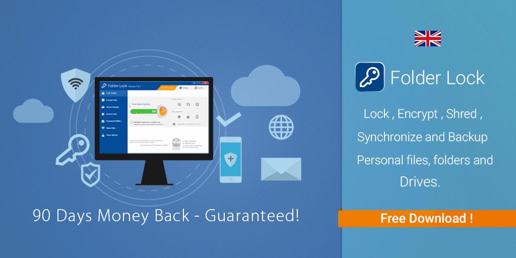 Folder Lock 7.8.1 Crack + Serial Key Full Free Download