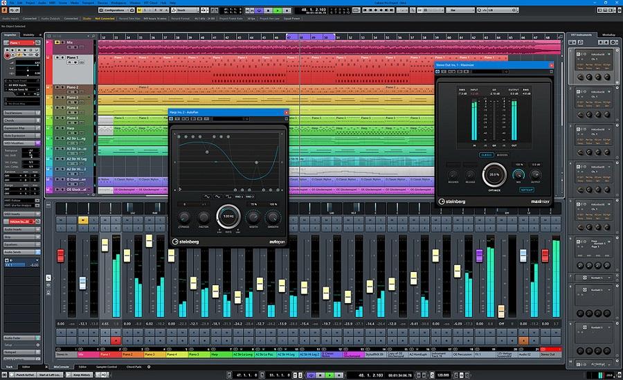 Cubase Pro 10.5.30 Crack + Serial Key Latest Full (Win/Mac)