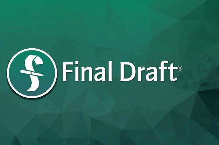 Final Draft 12.0.1 Build 60 Crack + Keygen Full Torrent Download (2021)