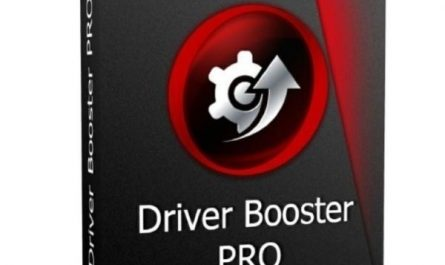 IObit Driver Booster Pro 8.1.0.276 Crack + Serial Key Free Download