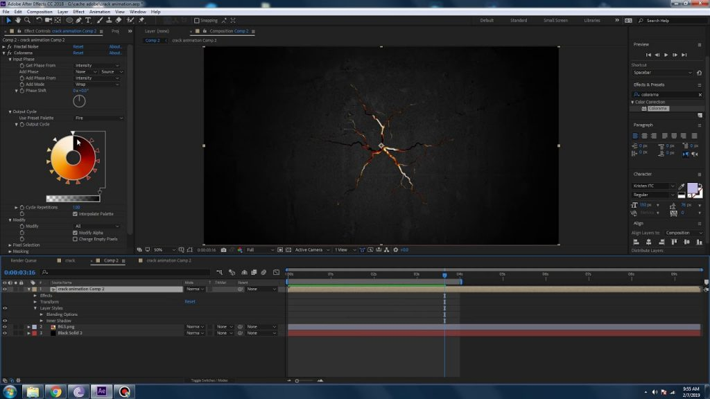 Adobe After Effects CC v17.5.1.47 Crack Latest Version 2021