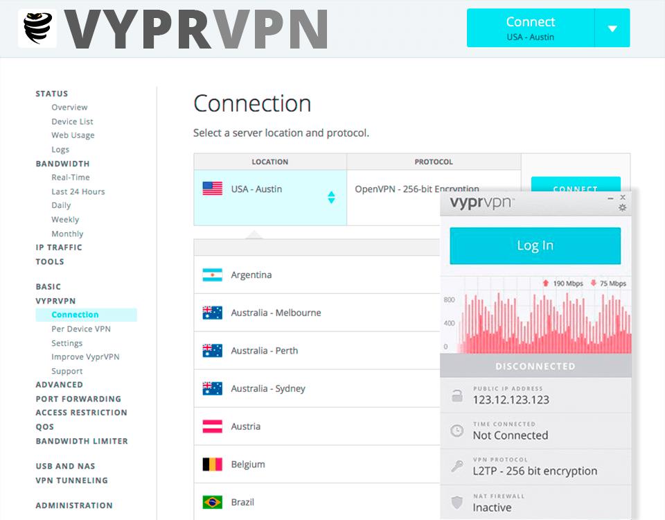 VyprVPN 4.1.1 Crack Torrent + Serial Key Free Download (Win/Mac)