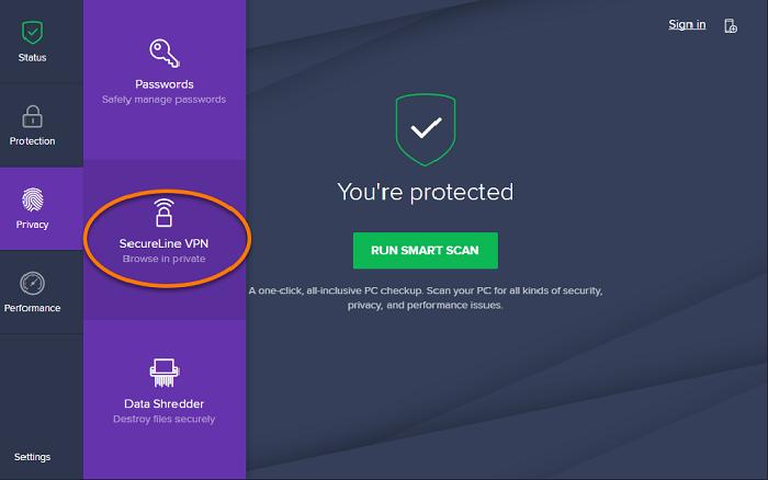 Avast SecureLine VPN 5.6.4982 Crack with License Key Full Latest