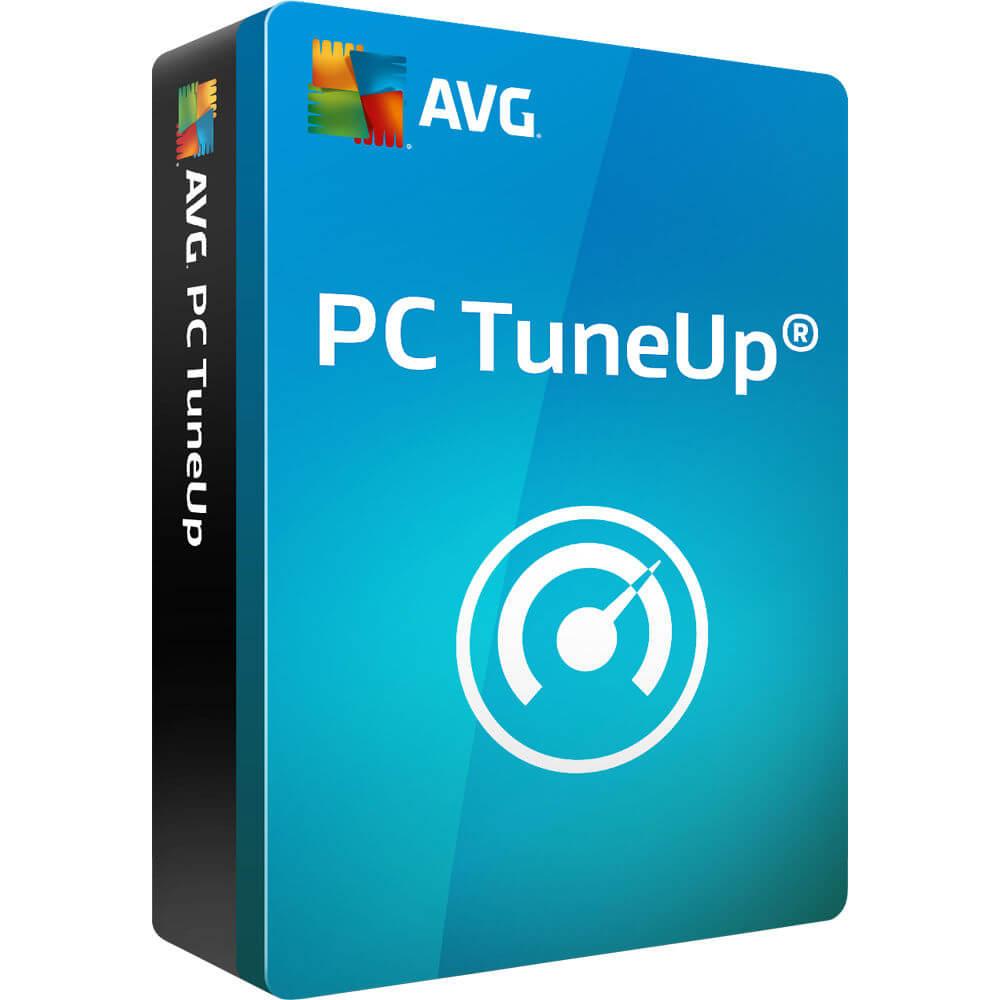 AVG PC TuneUp 20.1.2168 Crack + Serial Key Keygen Download