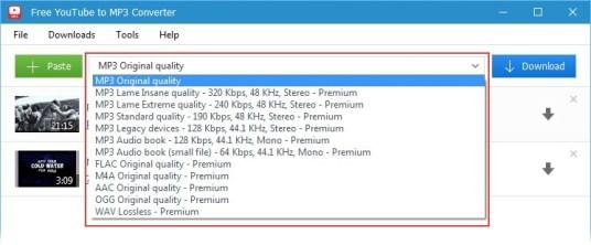 Free YouTube To MP3 Converter Premium [4.3.50.604] Crack Key 2021