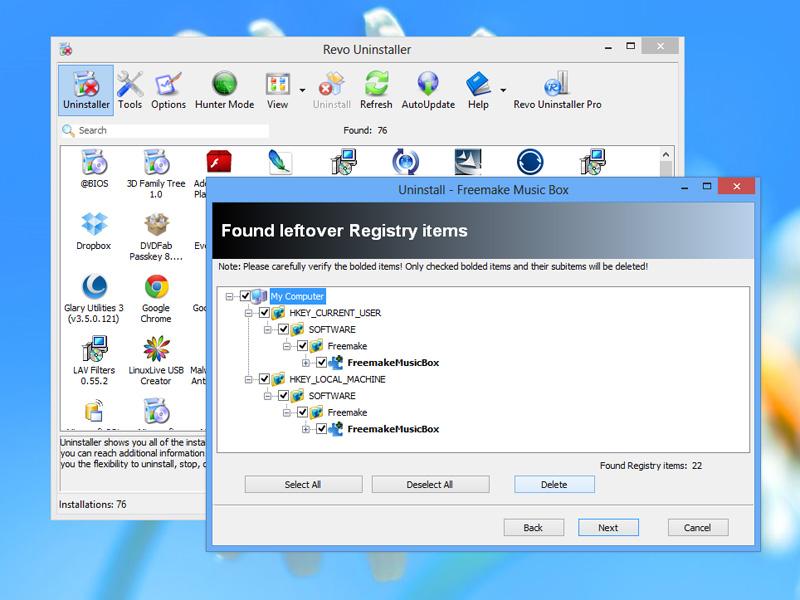 Revo Uninstaller Pro 4.3.8 Crack with Full Working Key Free Download