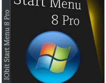 IObit Start Menu 8 Pro 5.3.0.1 Crack + Serial Key Full Version