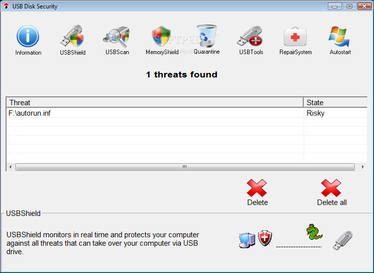 USB Disk Security 6.8.1 Crack & Serial Key Latest Download