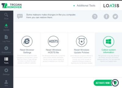 Loaris Trojan Remover 3.1.65 Crack + Serial Key Free Latest Download