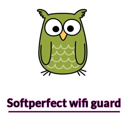 SoftPerfect WiFi Guard 2.1.4 Crack Full License Key with Patch (Latest)