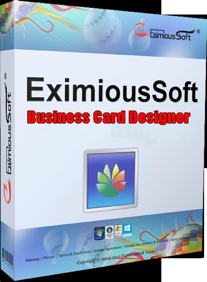 EximiousSoft Business Card Designer Pro 3.73 Crack with Key Full 2021