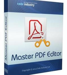 Master PDF Editor 5.7.08 Crack + Registration Code Full Patch (Latest)