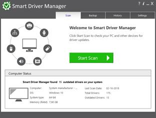 Smart Driver Manager 5.2.487 Crack + License Key Latest Download