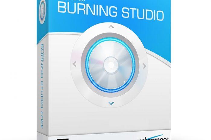Ashampoo Burning Studio 23.0.5 Crack + Activation Key Full (Keygen)