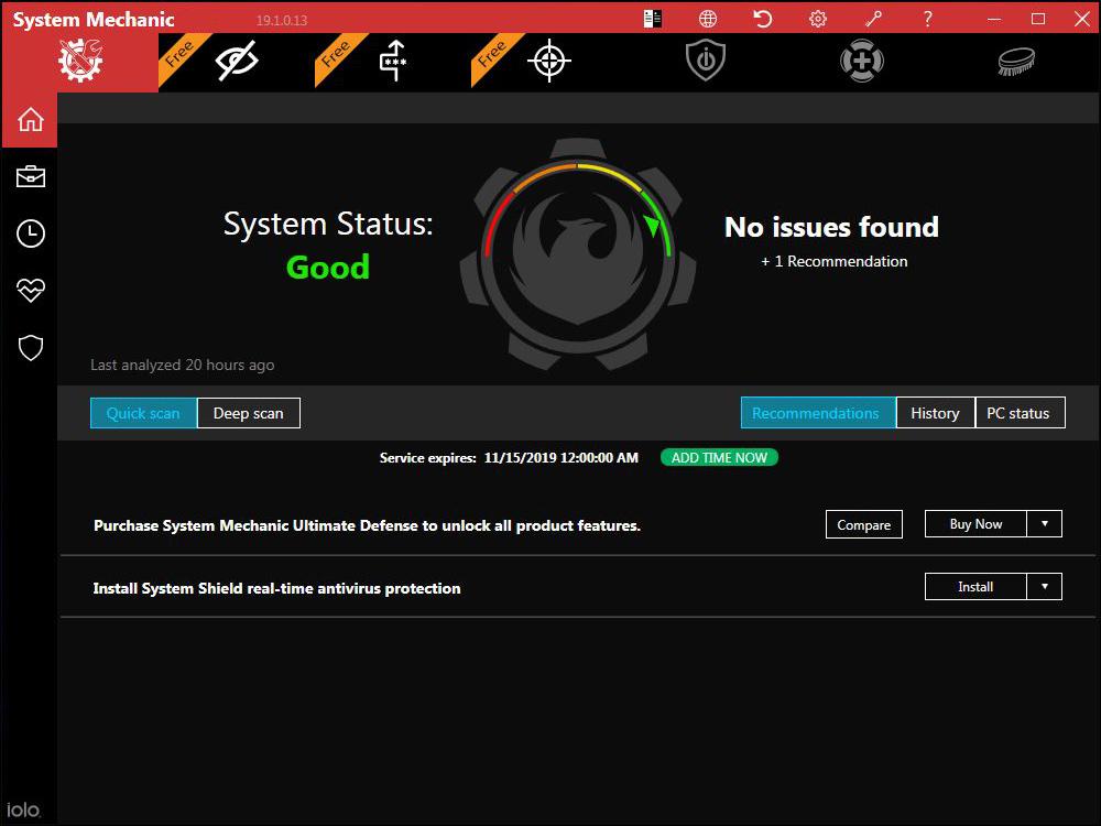 System Mechanic Pro 21.3.0.12 Crack + Activation Key Latest Download