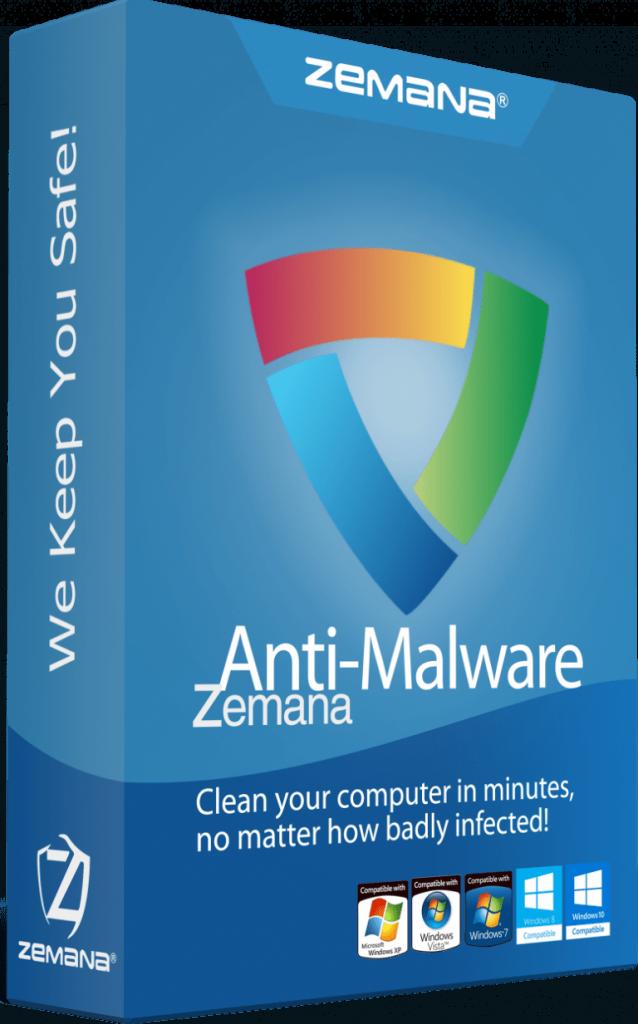 Zemana AntiMalware 3.2.28 Crack + License Key Full Keygen (Latest)