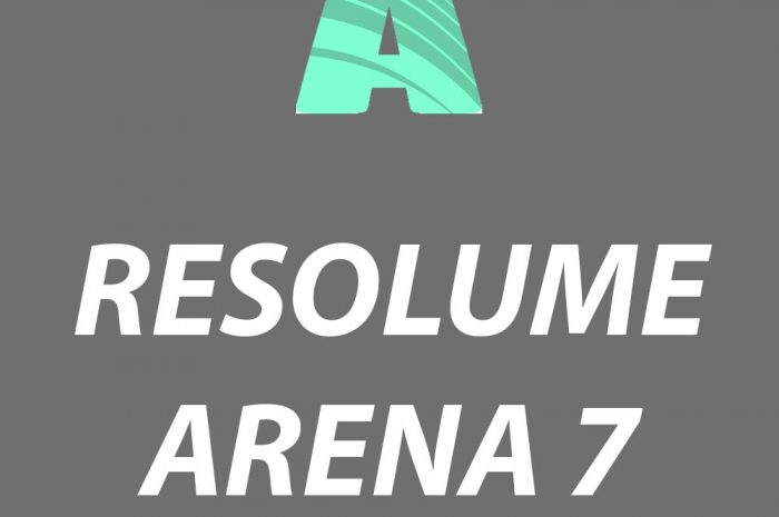 Resolume Arena 7.3.2 Crack with Serial Number Full Torrent Download