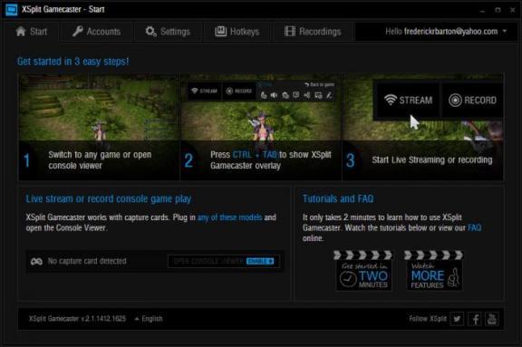XSplit Broadcaster Crack 4.1.2104.2304 with License Key Full (Lifetime)