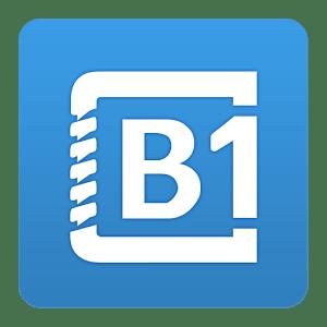 B1 Archiver zip rar unzip Pro v1.0.0132 Cracked APK Version {2021}