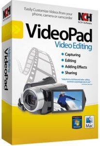 Videopad Video Editor 10.78 Registration Code Full Crack Version 2021