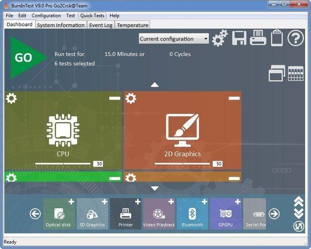 BurnInTest Professional 9.2 Build 1007 Crack with Serial Keygen Full (x64)