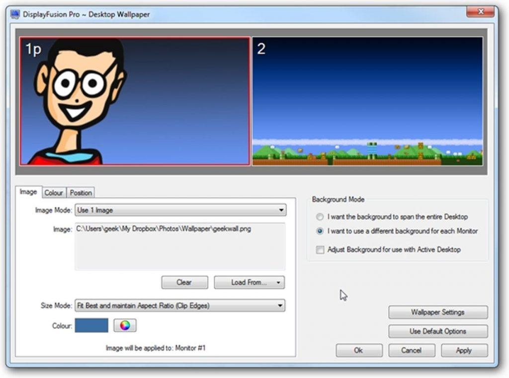 DisplayFusion 10.0.2 Crack + License Key Full Keygen Latest {2021}