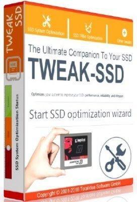 SSD Tweaker Pro 4.0.1 Crack + Serial Key Full Version Latest [Lifetime]