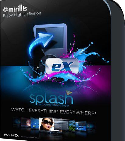 Mirillis Splash Pro 2.8.2 Crack + Serial Key Full Version Download 2022